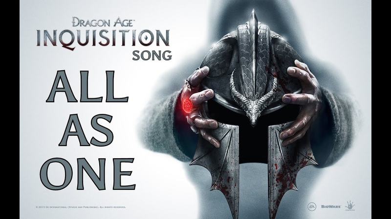 DRAGON AGE INQUISITION SONG - All As One by Miracle Of Sound (Symphonic Metal)