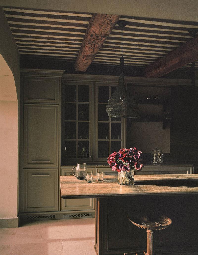 Стильный дизайн традиционного прованского дома на юге Франции || 01