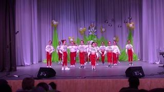 """Танец """"Флешмоб"""" (Fleshmob) ансамбль """"Шанс"""", концерт к 8 марта, Есаульский ДК, 2021"""