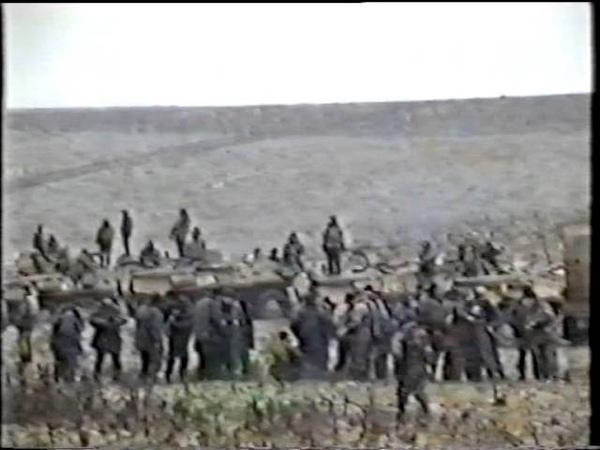 Штурм Грозного СОБР Вторая чеченская компания Часть 2