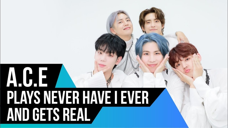 ENG SUB A C E Plays Never Have I Ever And Gets REAL