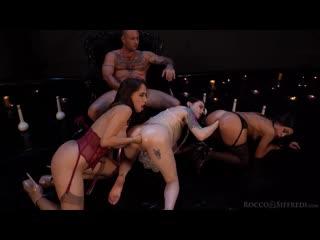 Anna De Ville, Malena, Martina Smeraldi - Fist, Holes Sorcery - Porno, Anal, Group Sex, Hardcore, Big Tits, Blowjob, Porn, Порно