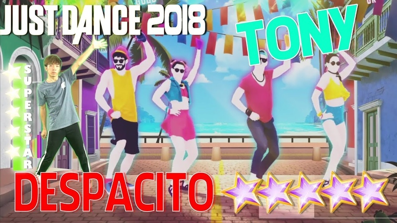 🌟 Despacito Luis Fonsi Daddy Yankee Megastar Just Dance 2018 🌟