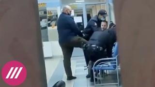 Удушение инвалида и ночные манипуляции: что происходит на выборах в Санкт-Петербурге