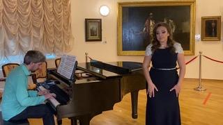 """Mozart Aria Zerlina """"Batti batti""""-Virsaviya Leshchik"""