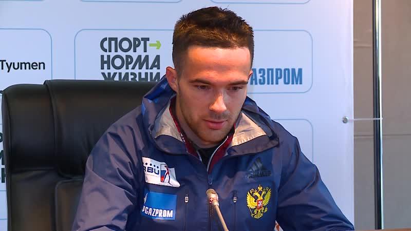 Илья Новопашин Стрельба помогла оказаться высоко