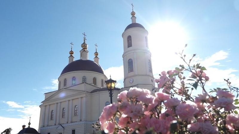 СВЯТЫЕ ВЕРА НАДЕЖДА ЛЮБОВЬ и МАТЬ ИХ СОФИЯ в Покровском монастыре Михайлова