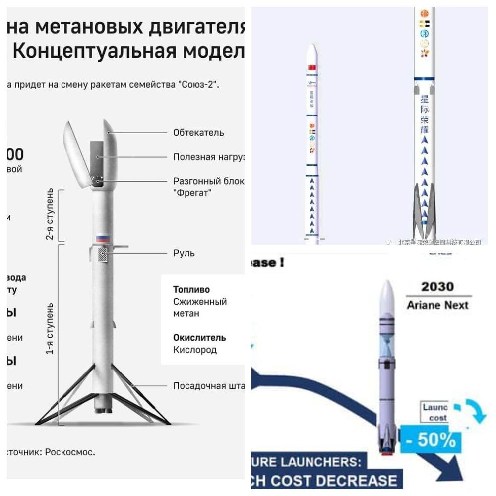 Дмитрий Рогозин назвал переход к многоразовости приоритетным дляРоскосмоса