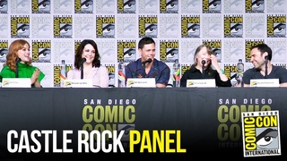Hulus CASTLE ROCK Full Panel at San Diego Comic Con 2018
