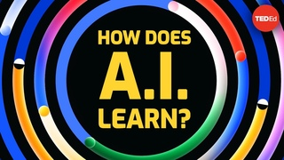 How does artificial intelligence learn? - Briana Brownell