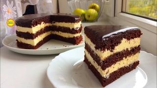 Проще не придумаешь Торт без весов стаканчиковый торт с очень вкусным кремом