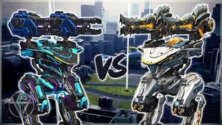 [WR] 🔥 Ardent VIPER VS Biomechanoid NUCLEON – Comparison | War Robots