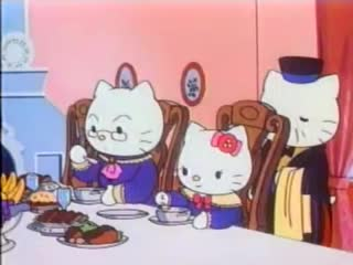 Hello Kitty no Alps no Shoujo Heidi II: Klara to no Deai (Chinese Dubbed)