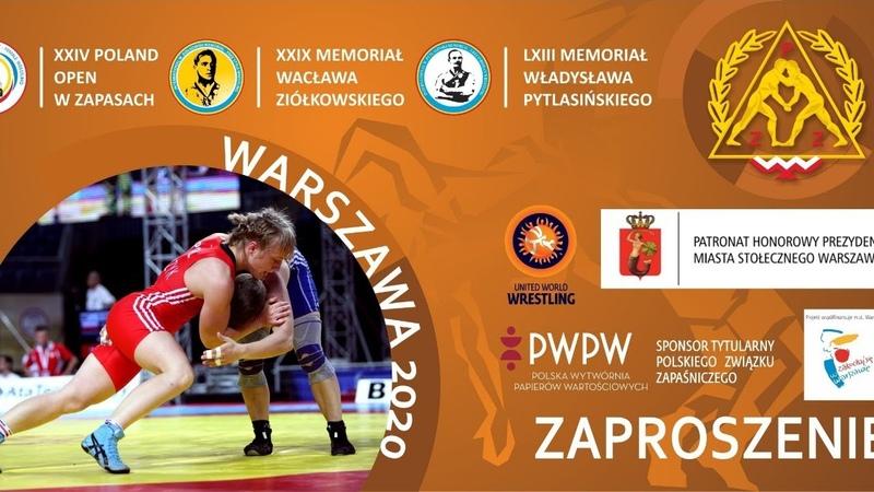 PYTLASINSKI ZIOLKOWSKI POLAND OPEN 2020 Warsaw POL Day 3 Mat 2
