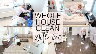 2020 Whole House Ultimate Clean With Me | Cleaning Motivation | House Cleaning