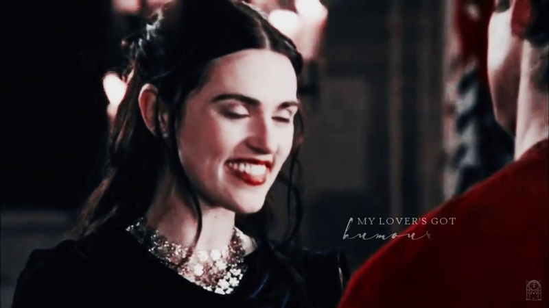 Arthur/morgana ❖ hungry work