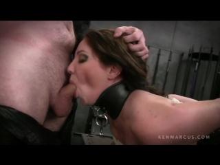 Pandemonium [Tim Woodman and Kiki Daire] Bondage, Toys, Oral, Cumshot, Corset, Punishment, Collar, Leather, Spanking, Electro