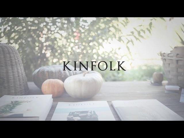 KINFOLK DINNER GLENMORE HOUSE AUSTRALIA