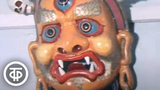 Молодые таланты Монголии. Новости. Эфир 3 февраля 1980
