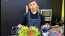 Горячий салат сервированный на садже. Как приготовить Критский теплый салат