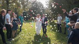 Свадебный клип Андрей и Екатерина. Видеосъемка свадьбы в Санкт-Петербурге
