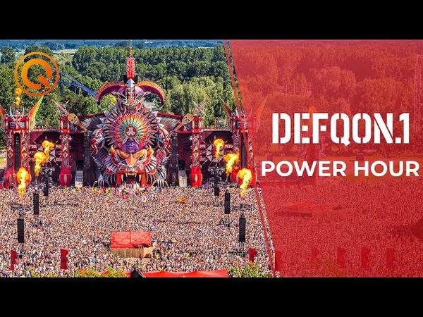Defqon 1 Weekend Festival 2019 POWER HOUR