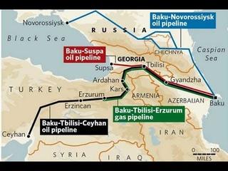 Главный армяно-азербайджанский секрет для всего остального мира. Газопровод Баку-Джейхан под ударом.