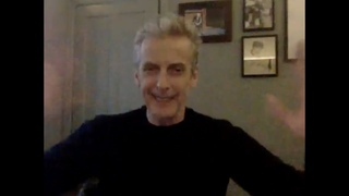 TeaAt3WithMamFromage with PETER CAPALDI, Actor, Writer, Director
