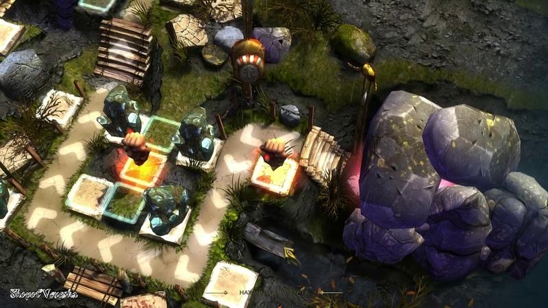Prime World Defenders прохождение 6 Добыча прайма (Без комментариев)