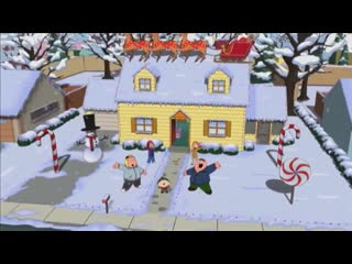 All I Really Want For Christmas - Family Guy