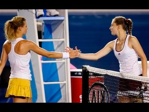 Maria Kirilenko VS Anna Chakvetadze Highlight 2008 AO R3