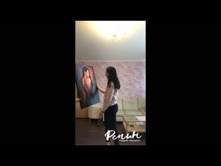 Студия портретов Репин. Портрет 60х90 живопись, для подруги