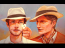SPEEDPAINT - Ганнибал и Уилл на Кубе