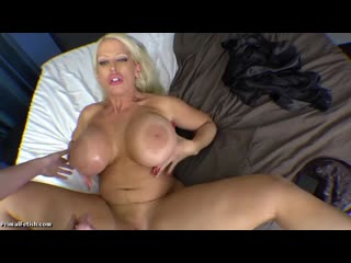 Alura Jensen - Step-Moms Punishment For You pov