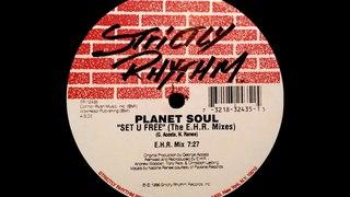 Planet Soul - Set U Free (. Mix)