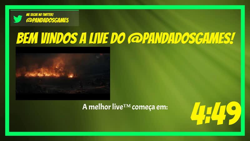 QUARTA DE TRETA - Venha me matar em Cyrodill - PVP com a PROMETO - PANDAYOLO