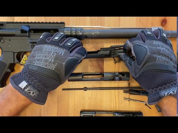 AR 15 комплект Gas Piston от Adams Arms