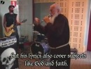 Монах - солист группы хэви-метал