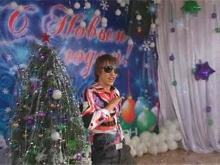Новогодний огонек на Кавказе 2011