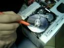 Как ненадо форматировать жесткий диск