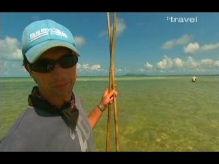 Большая рыба The Big Fish 4серия . Марк Винсент отправился в Северный Кливсленд Австралия на ловлю острозубых