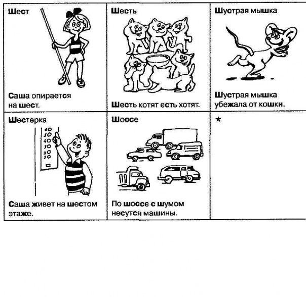 Дифференциация с-ш задания в картинках