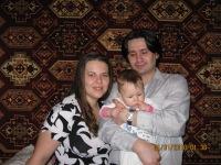 Лариса Бычик(Андреева), Кривой Рог