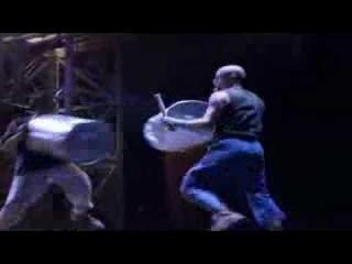 Les Mayumana: Stomp- Stomp Out Loud