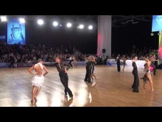 MOSCOW - IDSF WORLD JUNIOR II LATIN 2011 - THE FINAL