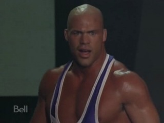 Abyss vs Kurt Angle at Turning Point in Falls Count Anywere match