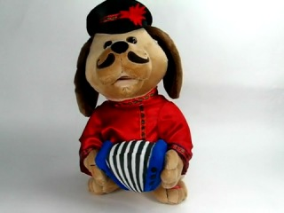 Собачка Ловелас