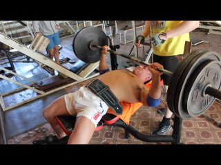 упражнение 1 силовой жим штанги скамья 15 градусов 8 подходов 4 разминочных рабочие 3 5 повторений