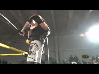 MASADA vs. Drake Younger - CZW - Cage Of Death 14#MASADA/CZW/Official Page