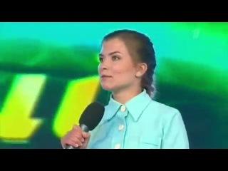 КВН Юрмала 2012 Раисы Песня про Евровидение